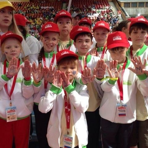Третий день в Москве и второй день соревнований.