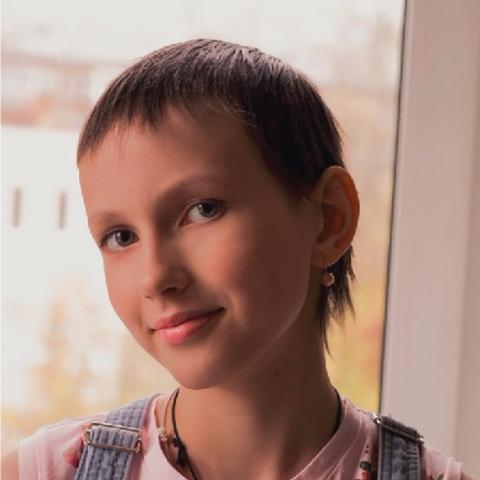 Настя Харина