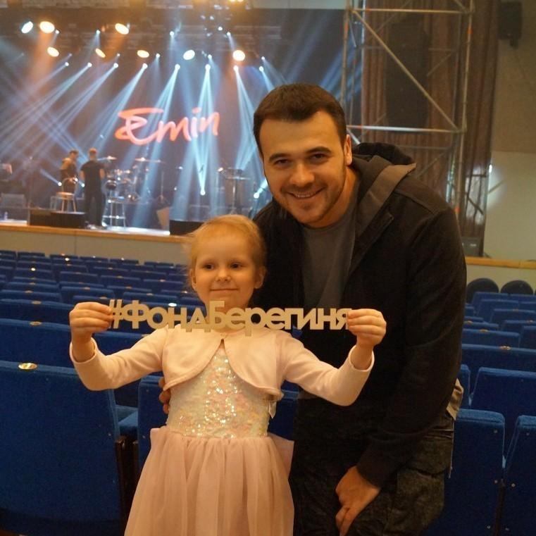 Известный певец Эмин помог ребятам из Перми