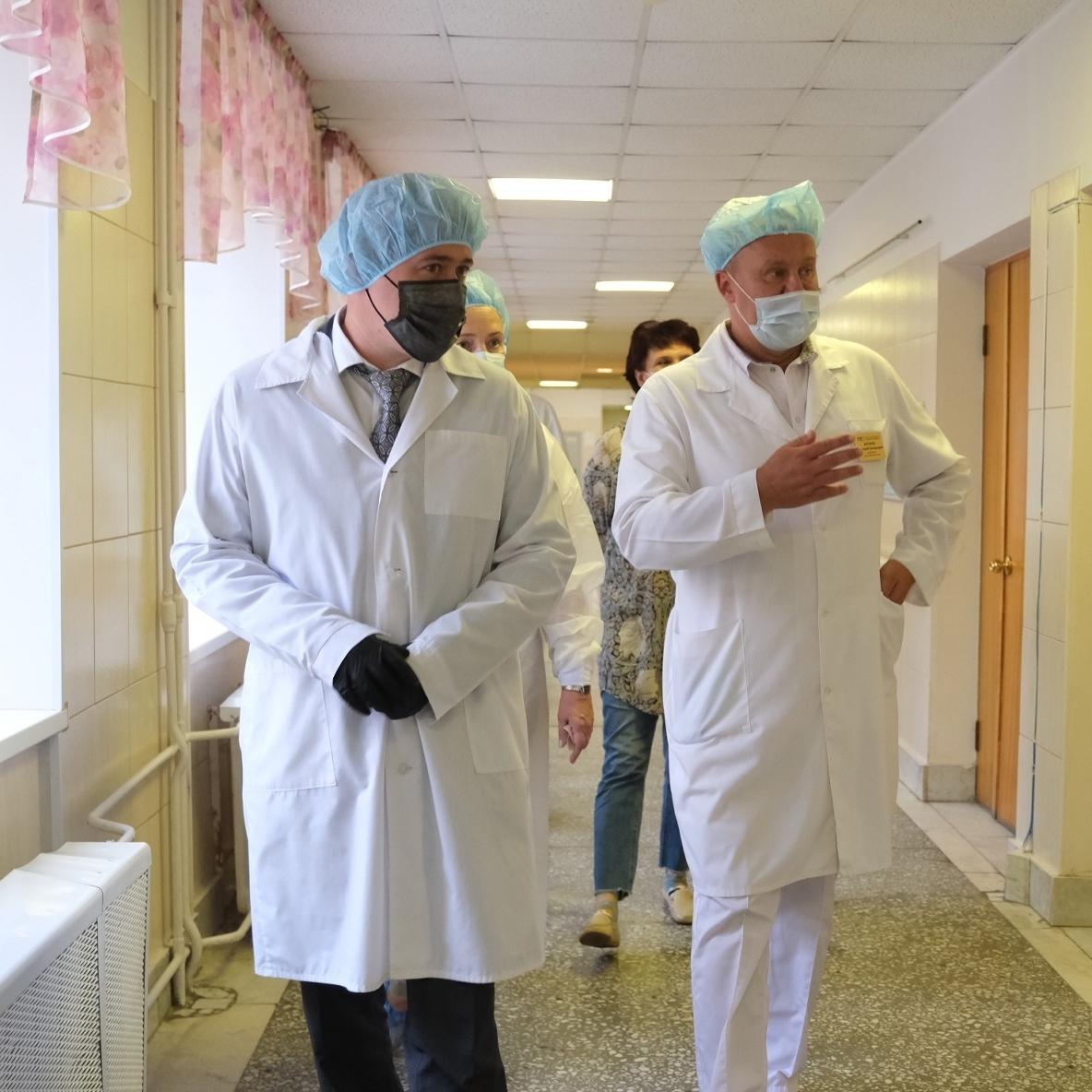 В Прикамье капитально отремонтируют здание детского онко-гематологического цент