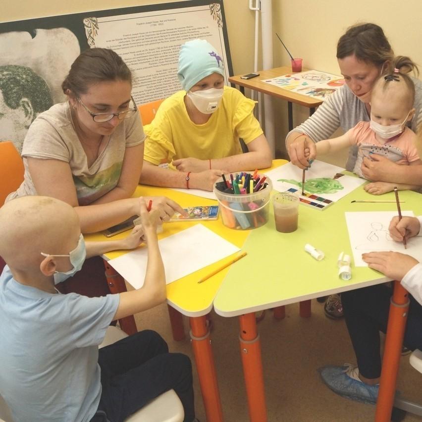 Попади во второй поток обучения больничному волонтерству!