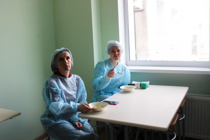 Оценка питания в больнице — «хорошо»!