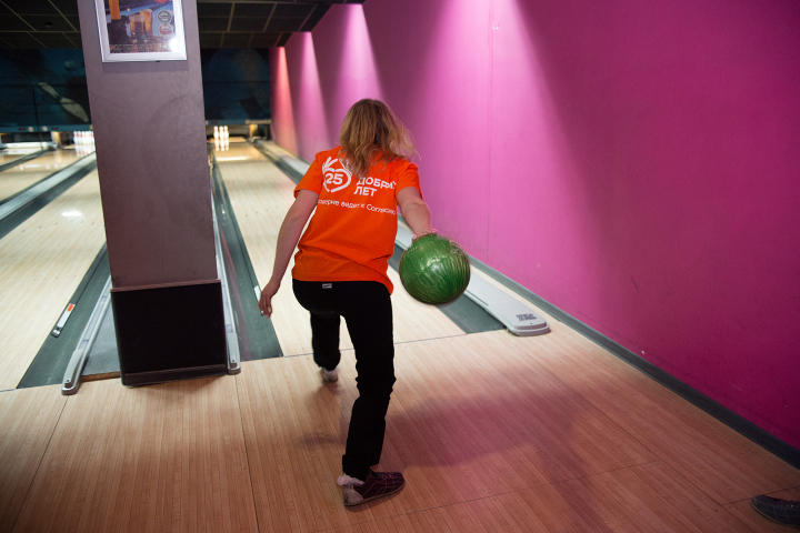 4 декабря прошёл третий благотворительный турнир по боулингу «Играй-помогай»