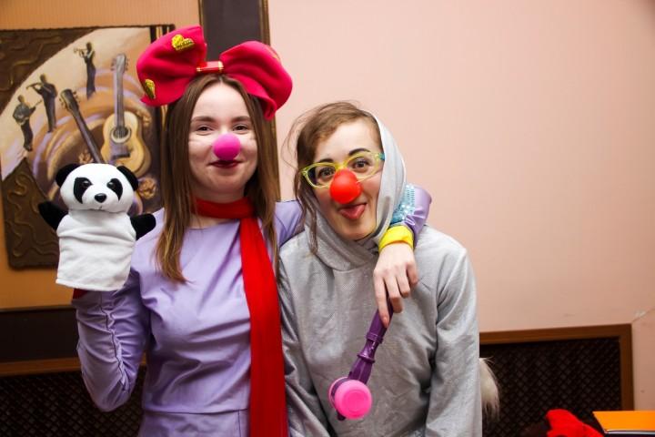 Тренинг по больничной клоунаде