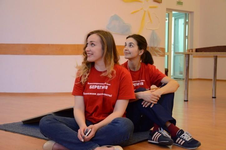 Ищем активных волонтёров на нашу выездную смену «Переменка для семьи» с дошкольниками!