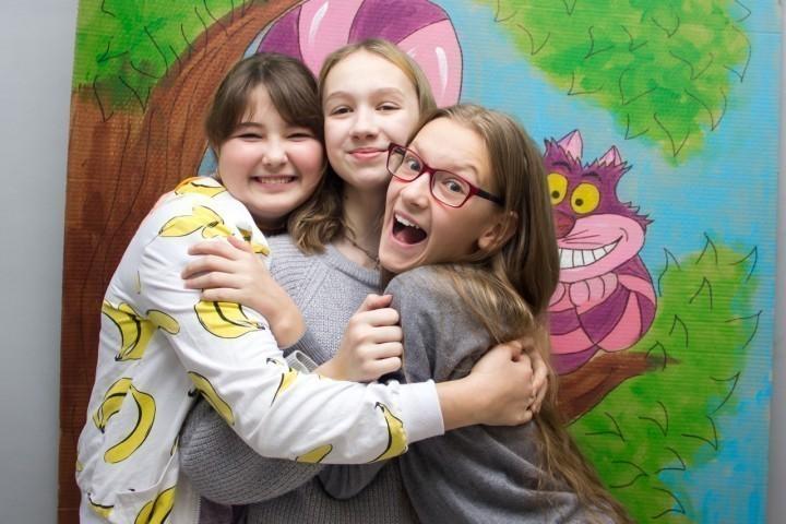 Ноябрьская «Переменка» для детей завершилась!